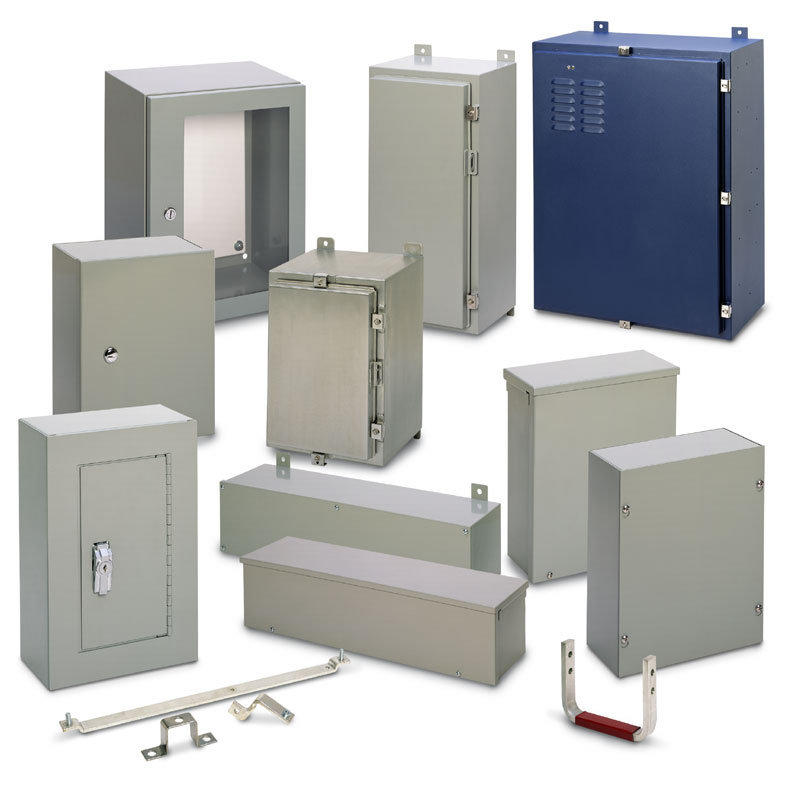 Metal Electronic Enclosures
